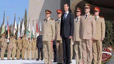 صورة شملت رؤساء أفرع المخابرات العسكرية.. بشار الأسد يجري تغييرات جديدة في منظومته الأمنية!