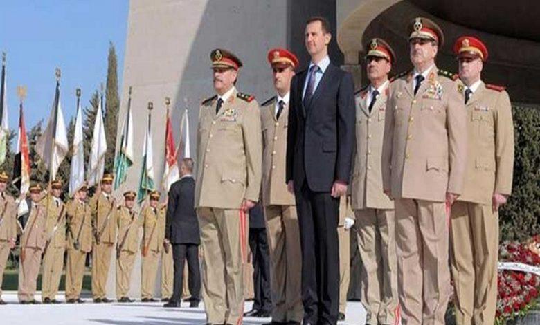 بشار الأسد يجري تغييرات جديدة