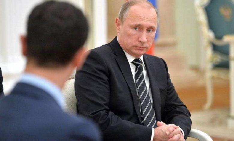 بشار الأسد يمنح روسيا أراضي جديدة