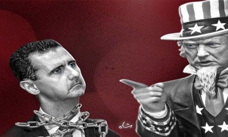 ترمب يمنح بشار الأسد فرصة أخيرة