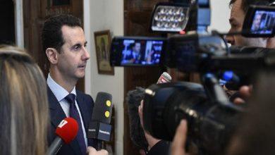 صورة تصريح مفاجئ.. بشار الأسد يبدي استعداده للتعامل مع اللجنة الدستورية والمسار السياسي!