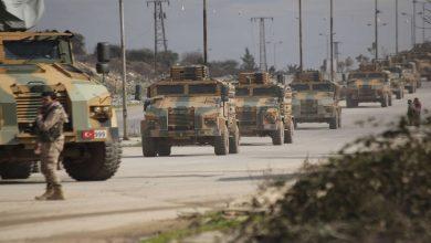 صورة خلال 24 ساعة.. أكثر من 500 آلية عسكرية تركية تصل إلى إدلب.. ومحلل تركي يوضح الأسباب..!