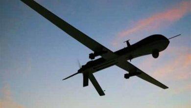 صورة بالفيديو.. شاهد ثلاث طائرات استطلاع روسية أثناء سقـوطها في أجواء إدلب..!