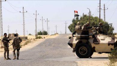 صورة ما حقيقة الأنباء المتداولة حول أسر أول جندي مصري في إدلب شمال غرب سوريا..؟