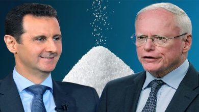 """صورة """"جيفري"""" يرد على بشار الأسد: """"خذ ما يقال مع حبة ملح""""..!"""