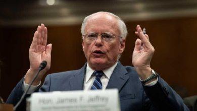 """صورة """"جيفري"""" يدعو المعارضة السورية للتفكير بالمرحلة الانتقالية ويؤكد رحيل بشار الأسد.. ما الجديد؟"""