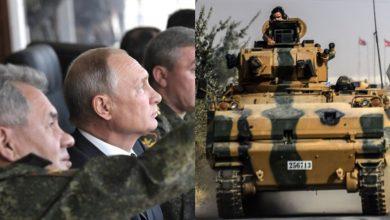 صورة إدلب: روسيا تمهد لعمل عسكري.. وتركيا ترسل تعزيزات نوعية.. والمعارضة تنشر توضيحاً عن الوضع الميداني!