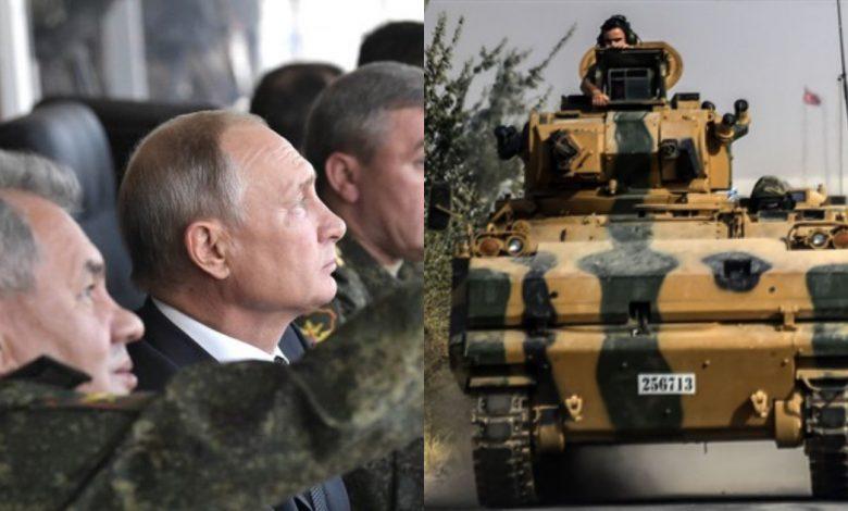 روسيا تمهد لعمل عسكري في إدلب