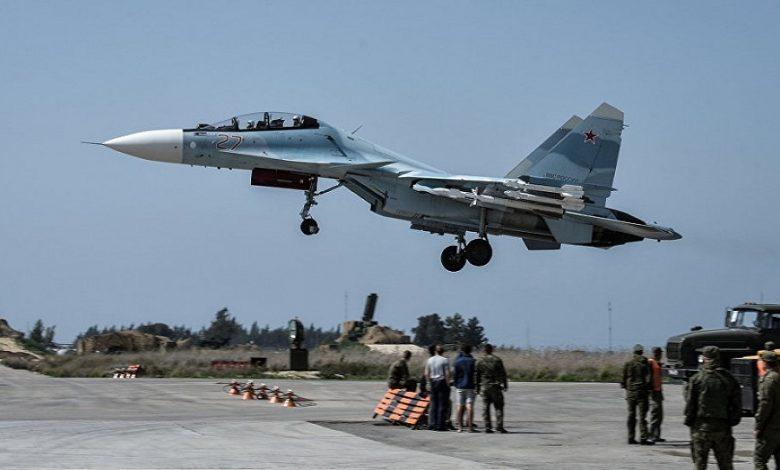 روسيا عملية جديدة في سوريا
