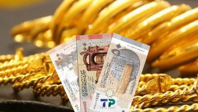 صورة سعر صرف الليرتين السورية والتركية والذهب مقابل الدولار الأمريكي الثلاثاء 4/8/2020