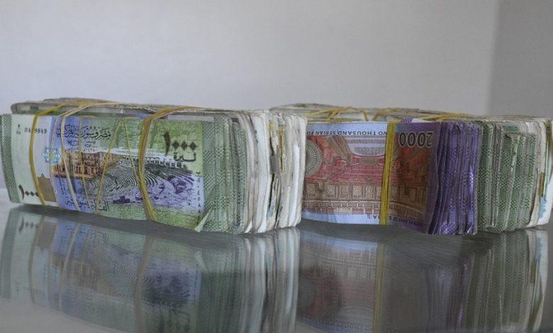 الليرة السورية العملات