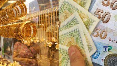 صورة سعر صرف الليرتين السورية والتركية والذهب مقابل الدولار الأمريكي | الاثنين 3/8/2020