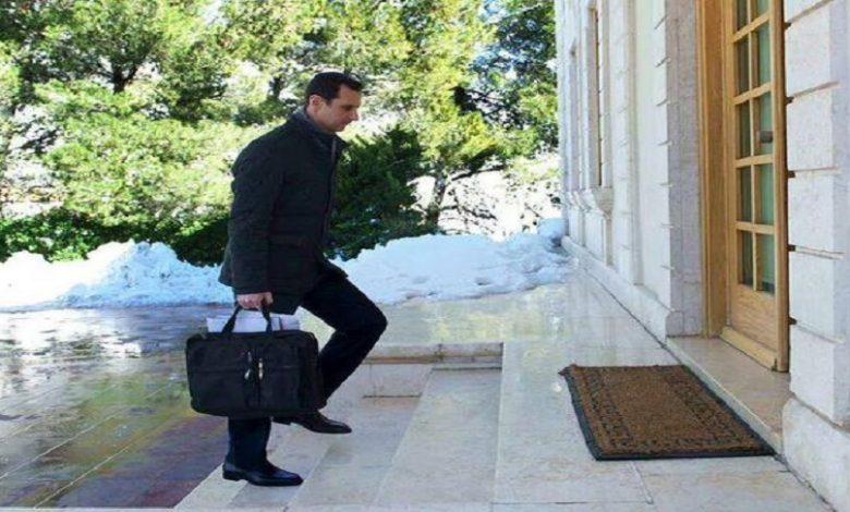 قيصر بشار الأسد