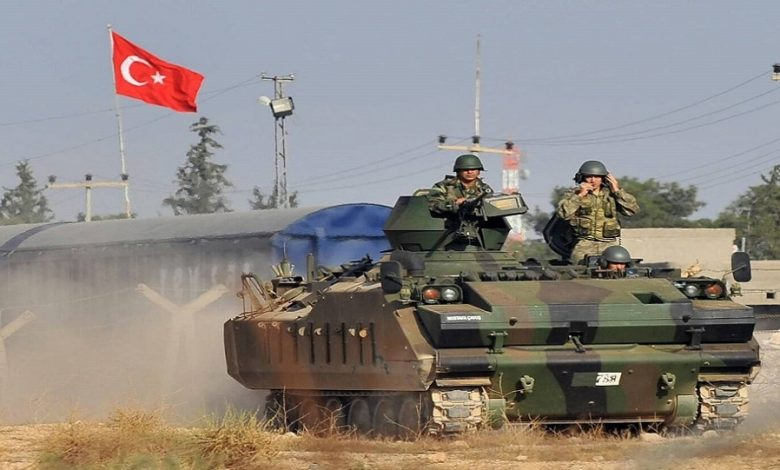 عملية عسكرية في إدلب