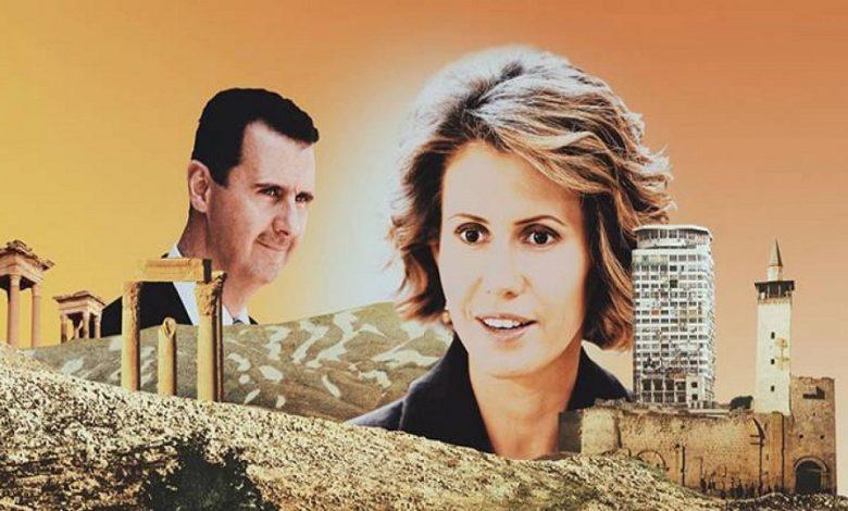 أسماء الأسد الحاكم الفعلي لسوريا