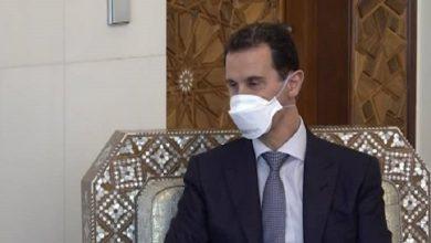 صورة فيروس كورونا يدخل قصر الأسد.. ومصادر تؤكد إصابة كبار ضباط القصر بالفيروس..!