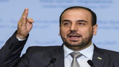 صورة نصر الحريري: ساعة بشار الأسد اقتربت ولن يستطيع الاستمرار أكثر..!