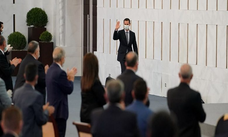 هكذا برر بشار الأسد الوعكة الصحية