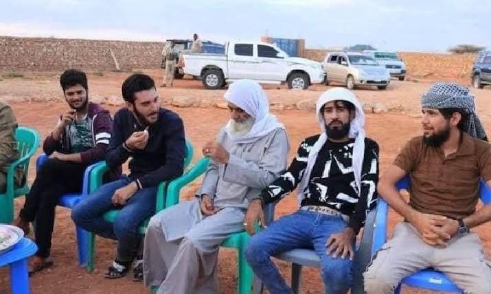 وصول لاجئين سوريين إلى الصومال