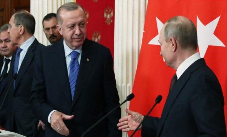 اتفاق جديد بين روسيا وتركيا في سوريا