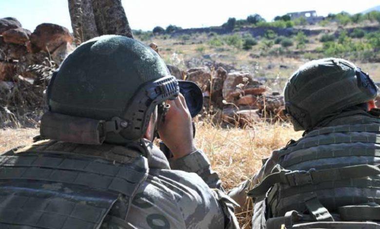 التدريبات بين روسيا وتركيا في إدلب