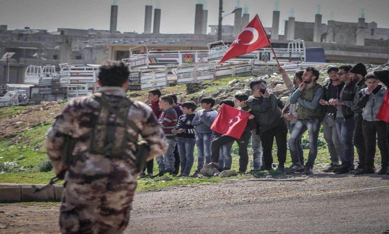 الجيش التركي منشورات إدلب
