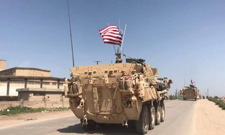 المارينز الأمريكي يصل إلى سوريا