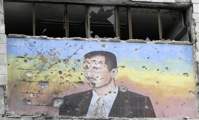 بشار الأسد قيصر