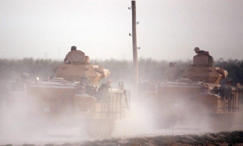 تدريبات مشتركة بين روسيا وتركيا إدلب