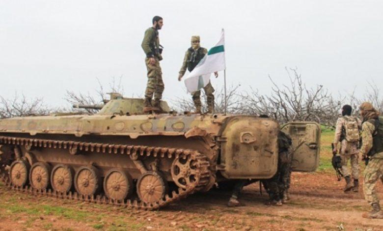 تركيا ترسل تعزيزات جديدة إلى إدلب