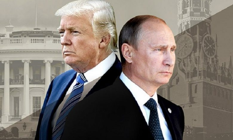 ترمب بوتين