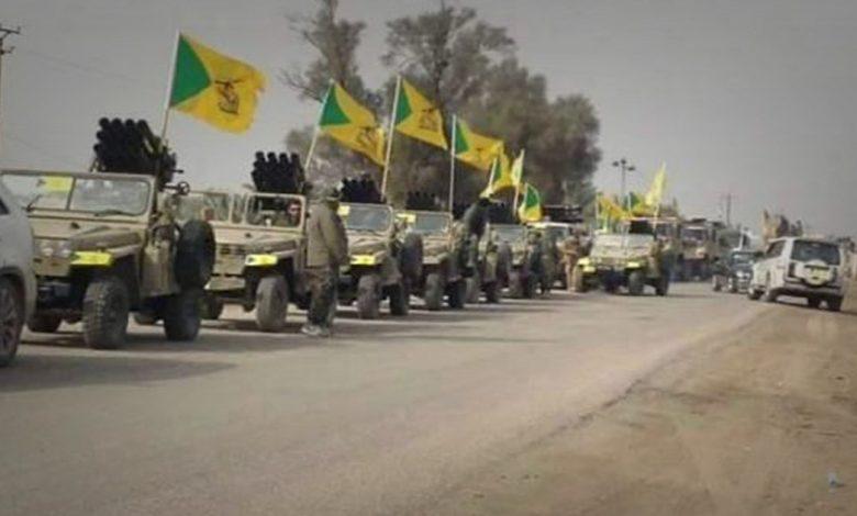 حزب الله ينسحب من سوريا