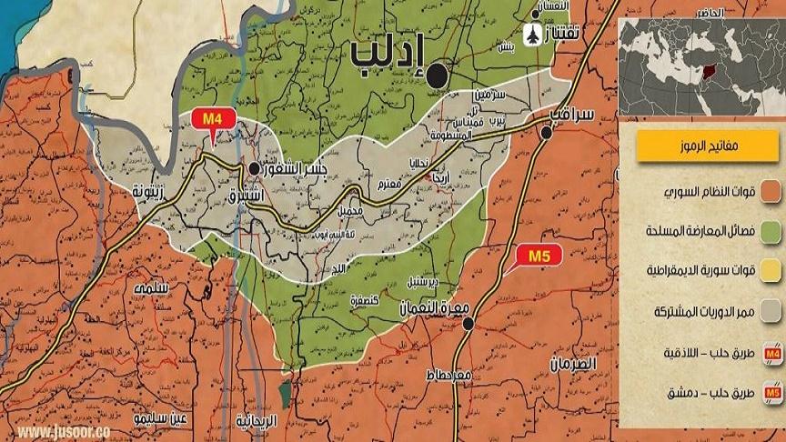 خيارات تركيا للضغط على روسيا في إدلب