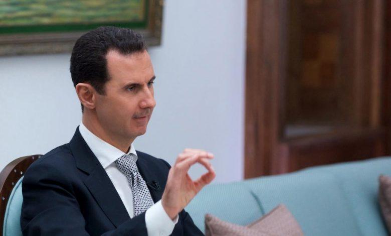 دعوة أمريكية عاجلة لنظام الأسد