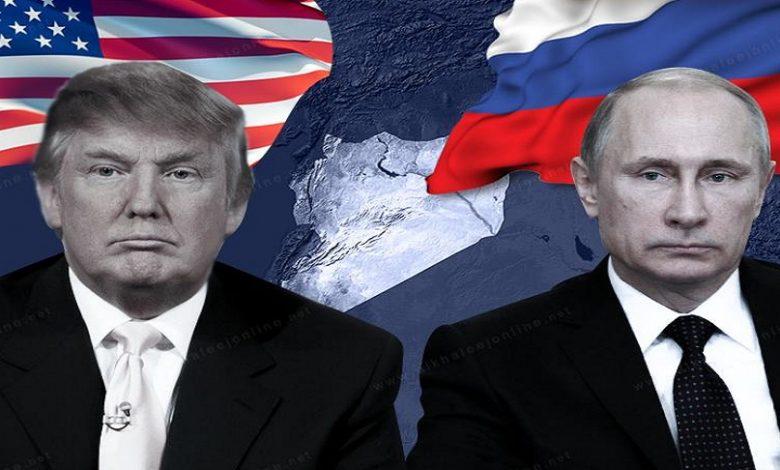 رسائل أمريكية لروسيا وتركيا