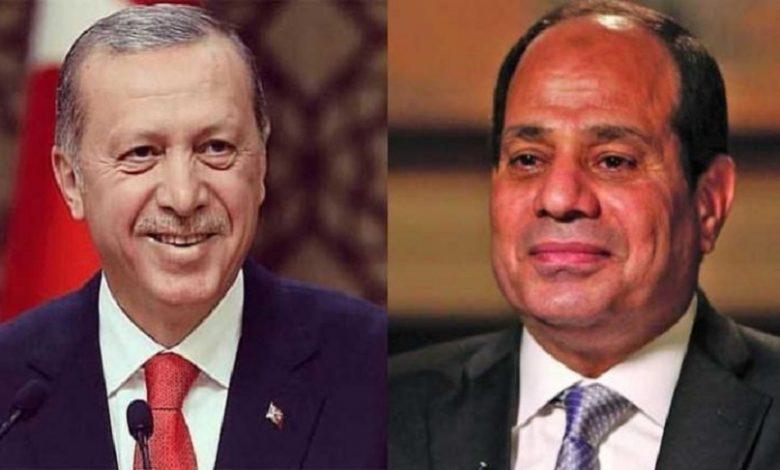 رسالة من تركيا إلى مصر
