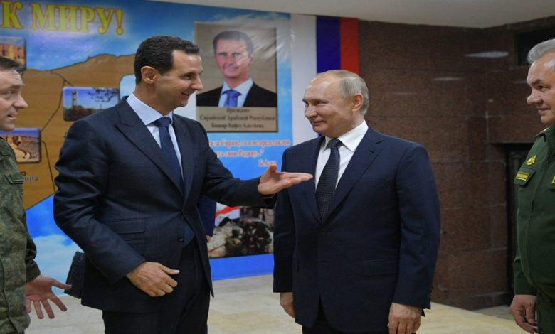 روسيا أمام خيارين في سوريا