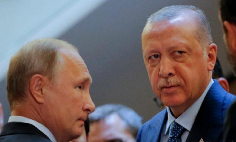 روسيا تركيا إدلب