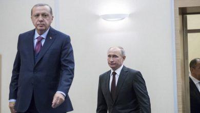 """صورة موقع بريطاني يكشف عن عملية تركية وشيكة جنوب إدلب ويتحدث عن تراجع الثقة بين """"أردوغان"""" و""""بوتين"""""""