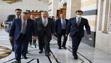 صورة من دمشق.. لافروف يتحدث عن أولويات روسيا في سوريا ويكشف تفاصيل الاجتماع مع بشار الأسد..!