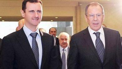 """صورة """"لافروف"""" يتجه إلى دمشق الأسبوع القادم حاملاً في جعبته تطورات مثيرة.. هذه تفاصيلها..!"""