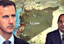 Photo of محادثات سرية بين الأسد والسيسي.. ومصادر تكشف تفاصيلها والهدف منها..!