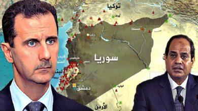 صورة محادثات سرية بين الأسد والسيسي.. ومصادر تكشف تفاصيلها والهدف منها..!
