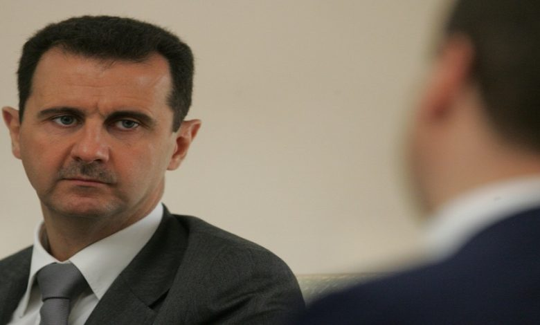 محمد مخلوف نظام الأسد