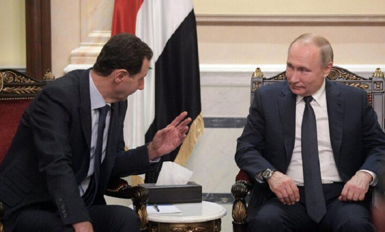 مستقبل روسيا في سوريا