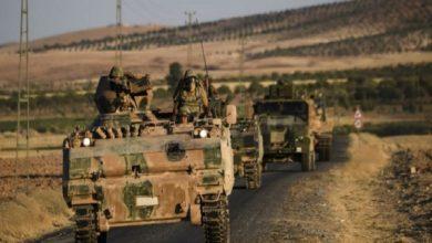 صورة وسائل إعلام نظام الأسد تتوقع أن يبدأ الجيش التركي عملاً عسكرياً في هذه المنطقة من سوريا!