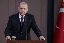صورة أردوغان يتحدث عن مخطط تقوده أطراف دولية فاعلة لإقامة دولة جديدة شمال سوريا..!