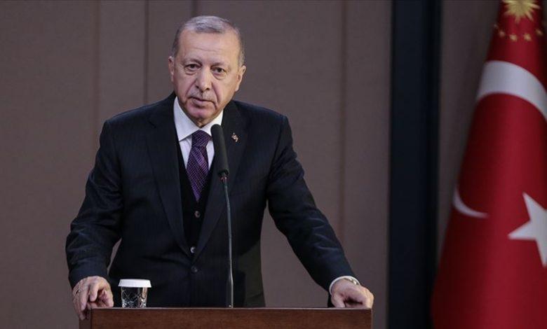 أردوغان شمال سوريا