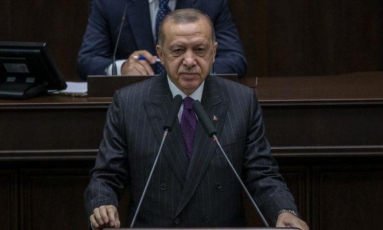 أردوغان يزف بشرى جديدة