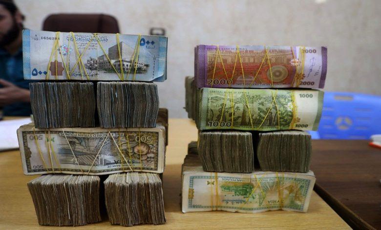 أسعار الدولار في سوريا اليوم الاثنين 12 أكتوبر تشرين الأول
